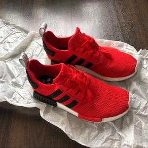 Adidas NMD R1 (Red Black)